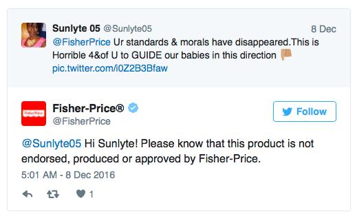 Fisher Price Fake Playset