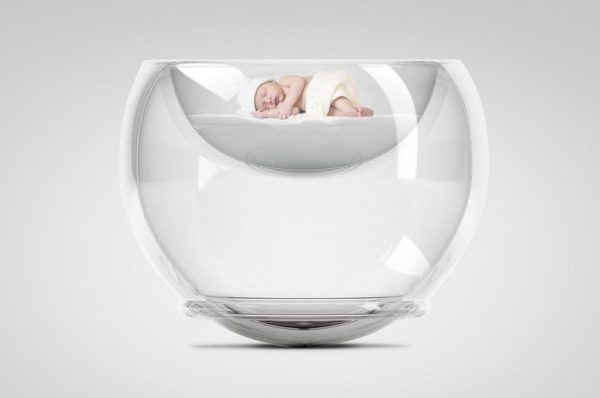 The Bubble Bed for babies