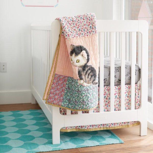 Little Golden Book nursery bedding