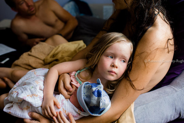 A Sister Is Born Rebecca Coursey Photographer + Doula