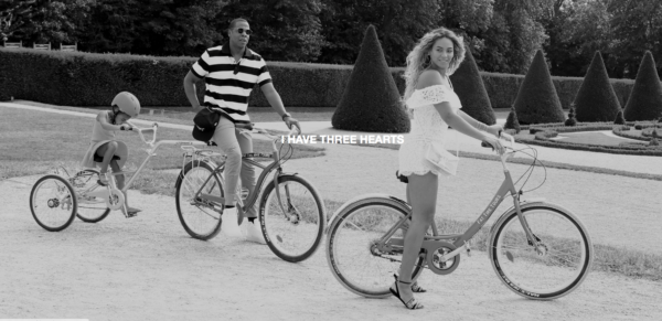 Beyonce I Have Three Hearts