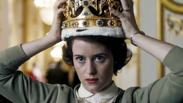 The Crown TV series