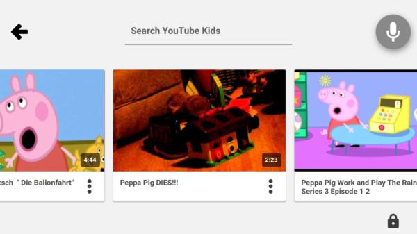 YouTube Kid App