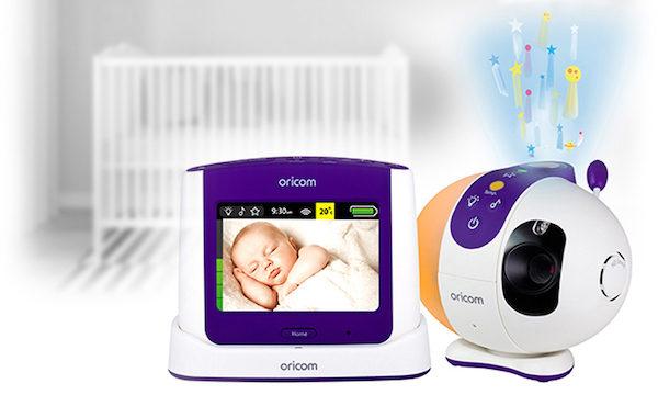 Oricom SC870 baby monitor