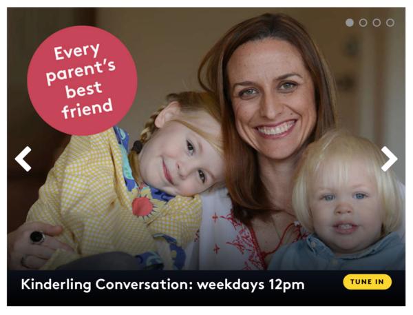 Kinderling Conversation