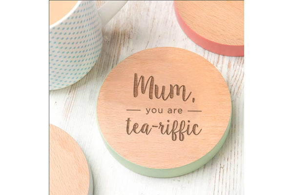 Mother's Day coaster