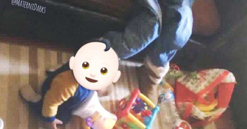 Maternidarks pants hack