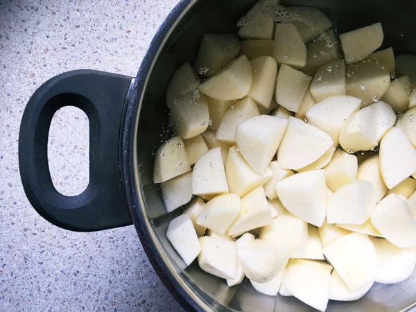 chicken bake, recipe , step 1