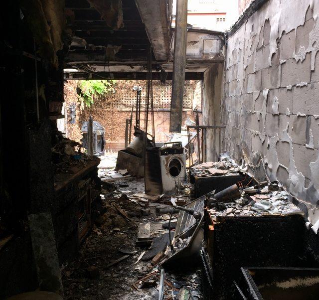 Paddington house fire
