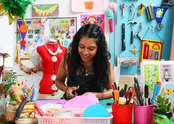 paper, craft, workshop, artist