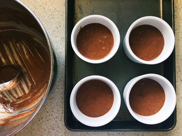 chocolate, pudding, recipe, step 3
