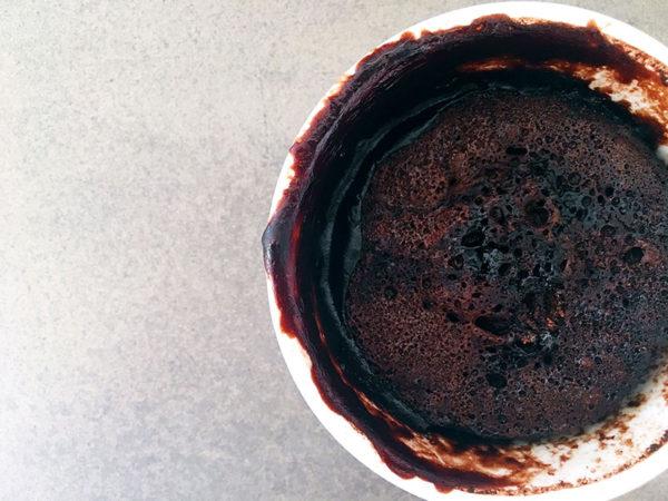 chocolate, pudding, recipe, step 6