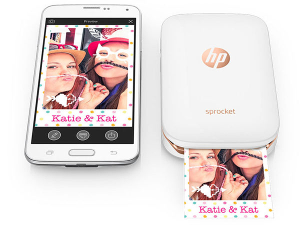 Want To Print Your Favourite Instagram Snaps Instantly Hp Sprocket