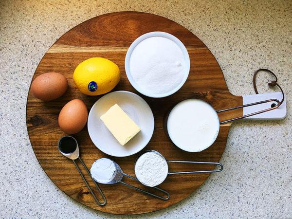 lemon delicious pudding recipe ingredients