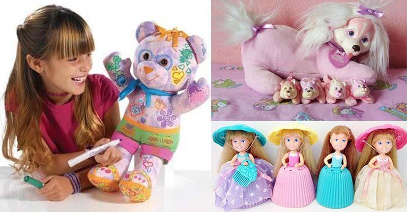 90s toys for girls