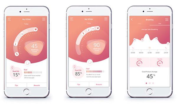 wellbeing, gadget, app