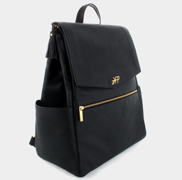 baby bag, black bag, back pack