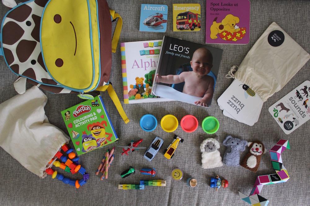Toddler toys for travel