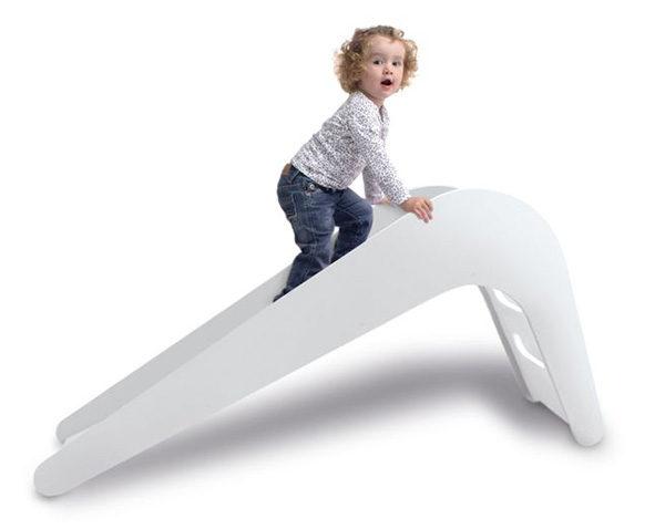 slide, toddler