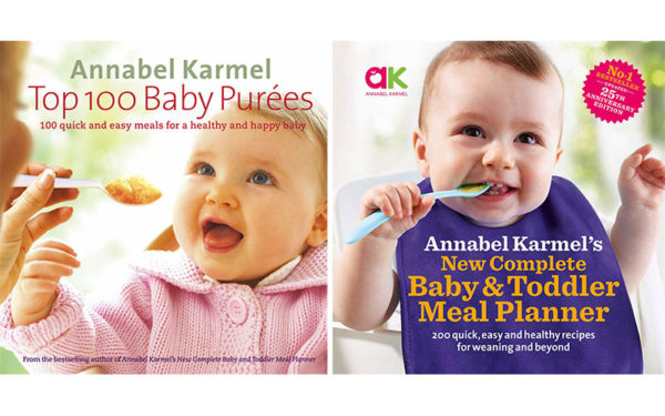 annabel karmel, cookbook