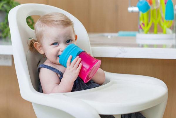 feeding, cup, baby