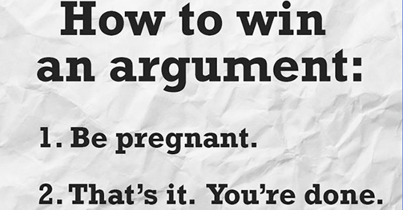 win_argument_feature 800x417 9 memes that explain pregnancy in all its glory perfectly