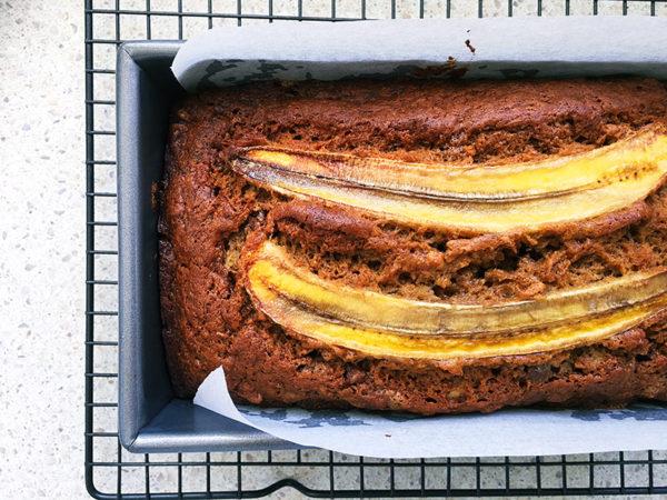 banana and choc chip loaf recipe