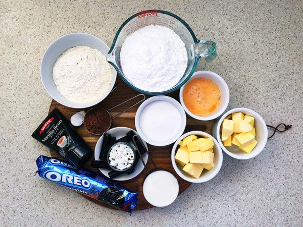 halloween ingredients