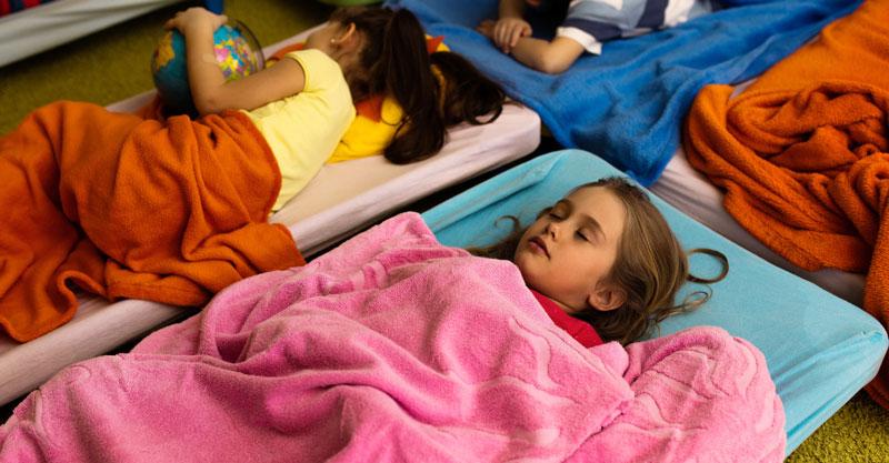 Sleep at daycare