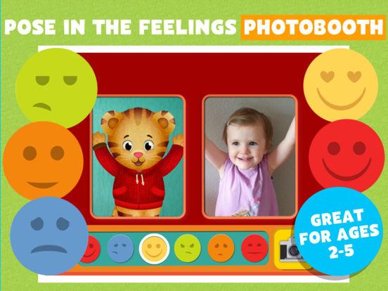 Daniel Tiger's Grr-ific Feelings app