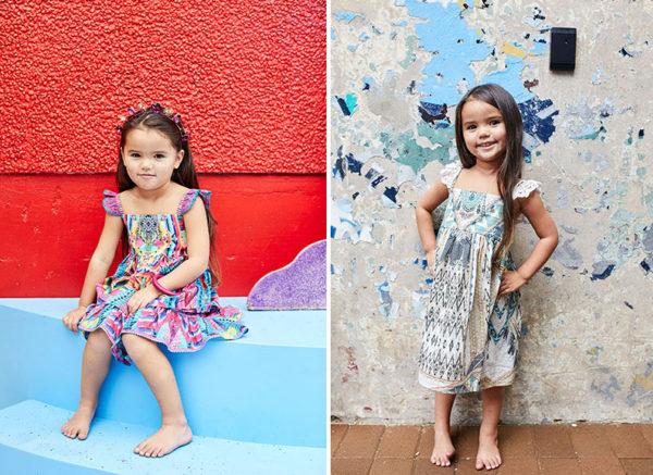 girls, fashion, dress