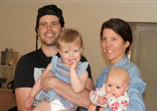 Laura Hunter family