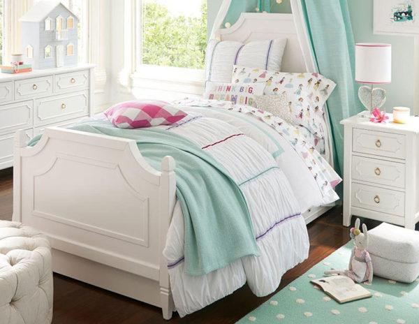 bed, bedroom, linen