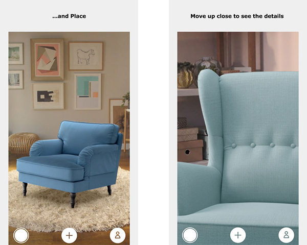 Ikeas Game Changing New App Lets You Preview Furniture In Your