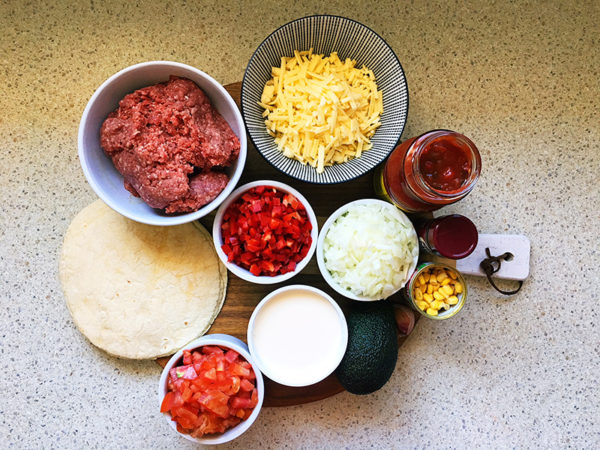 beef enchiladas ingredients