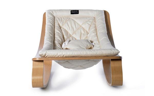 baby rocker, furniture