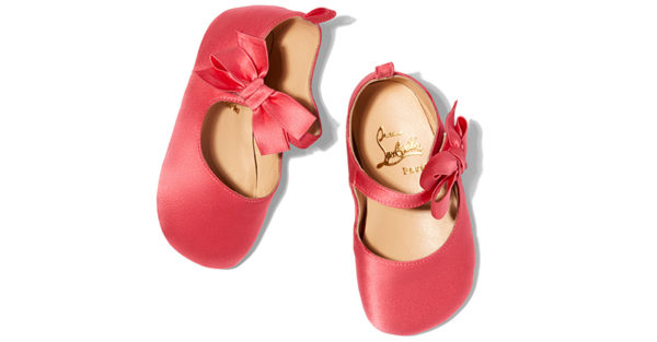baby shoes, designer