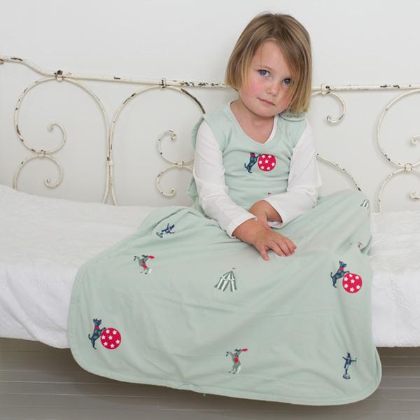 girl, sleeping bag, Merino Kids