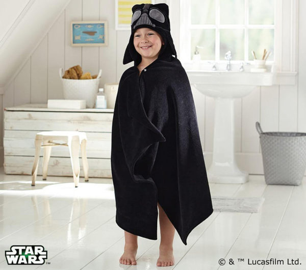 Star Wars, towel