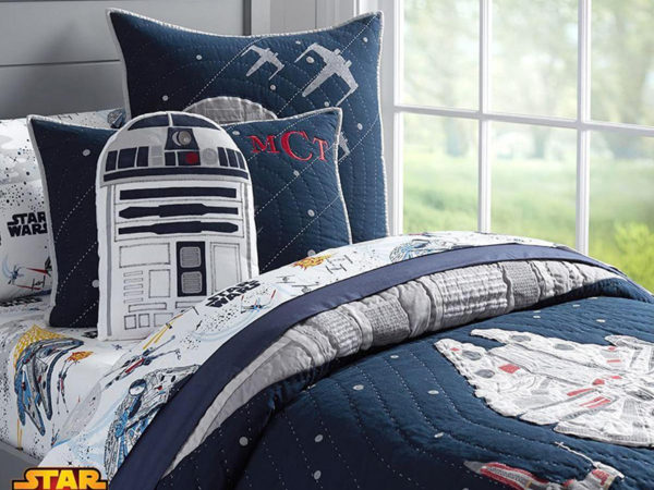 Star Wars, bedding, bed