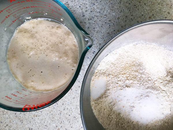 fruity raisin bread ingredients