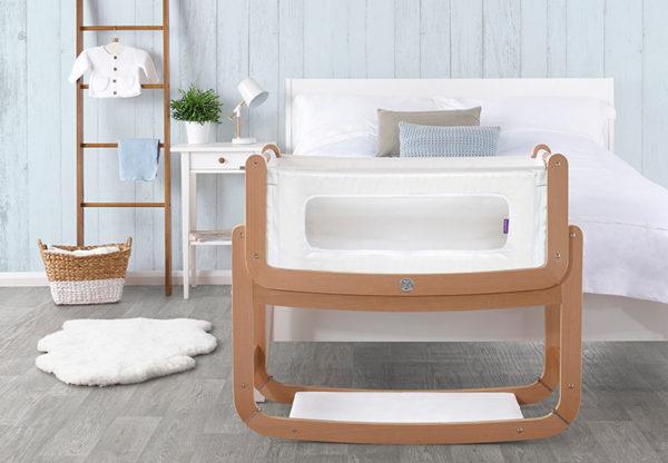 bassinet, cradle, bedroom, bed