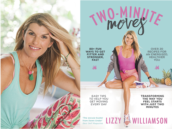 Two-Minutes Moves Lizzy Williamson
