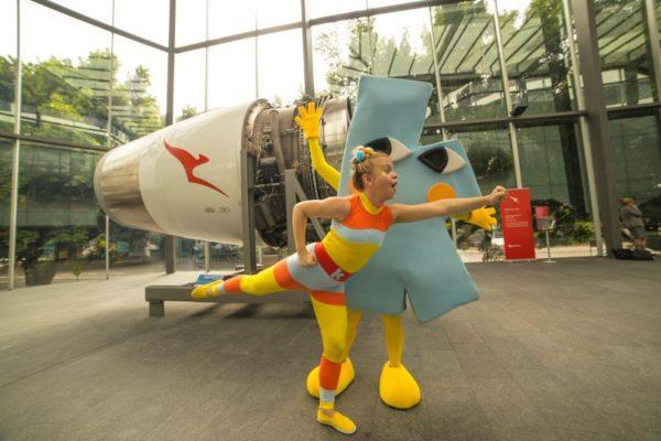 Kinderling Qantas 2
