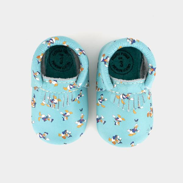 Donald Duck Moccasins