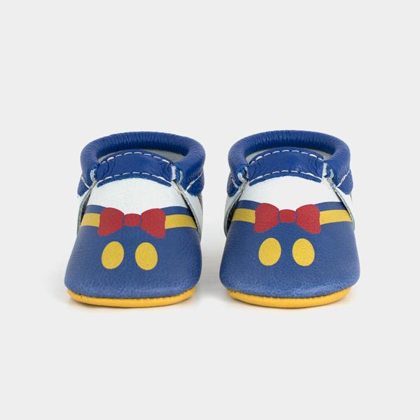 Donald Duck Moccasin