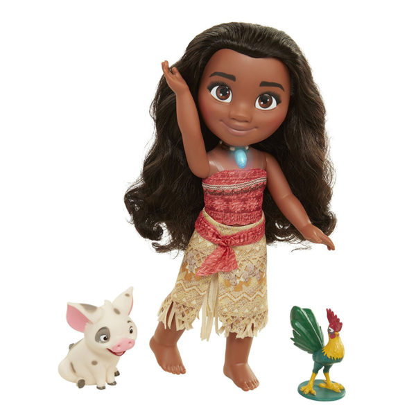 Singing Moana Doll