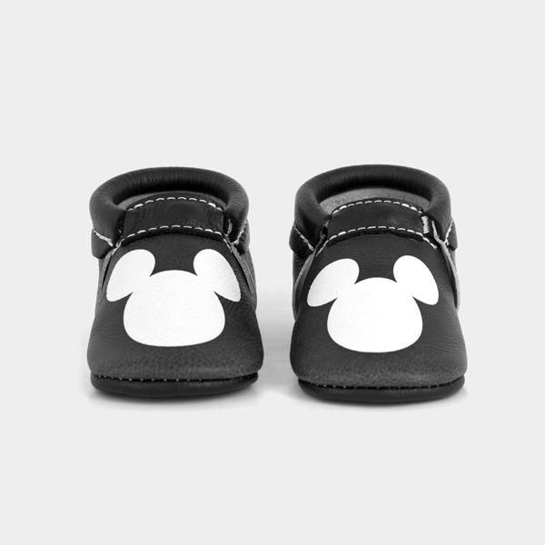 Signature Mickey City Moccasins