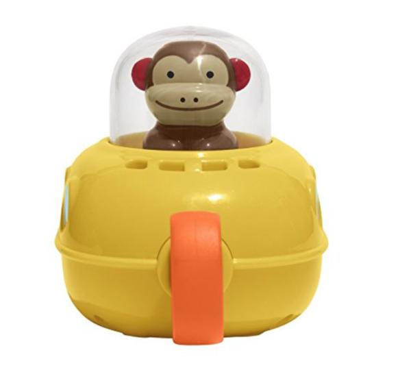 Skip Hop Monkey Bath Toy