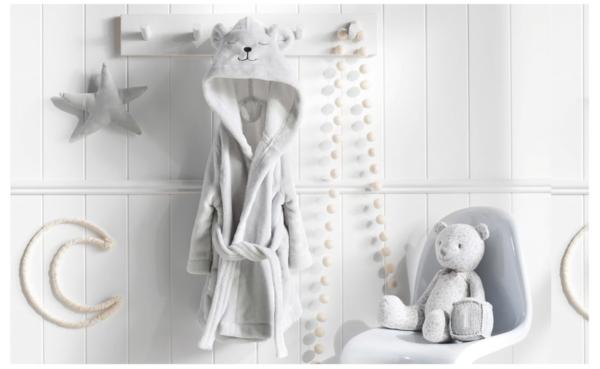 Sheridan Hugsie baby bath robe